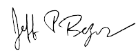 An image of Jeff's signature